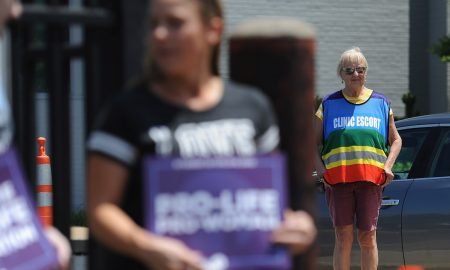 pro-life, sidewalk, abortion,