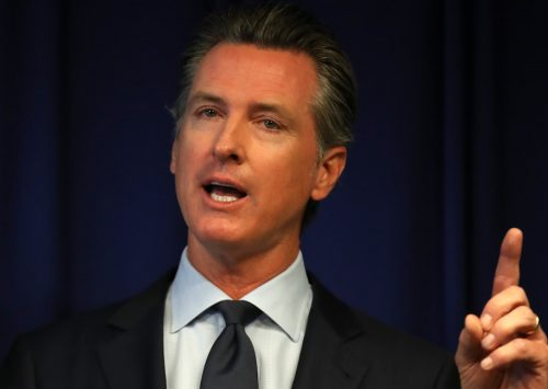 California governor rejects student ID bill over fear that schools might refer to pro-life centers