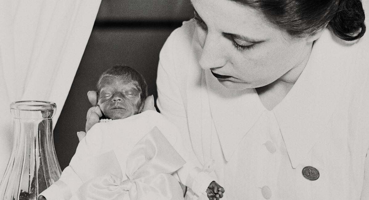 Coney Island premature babies