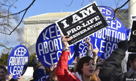 March for Life, Supreme Court, assault, CBS poll