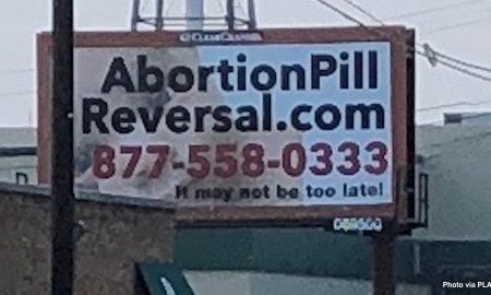 billboards pro-life abortion pill reversal