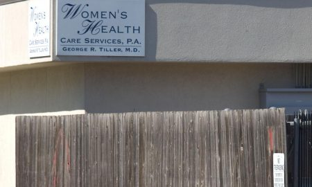 Wichita abortion facility Kansas