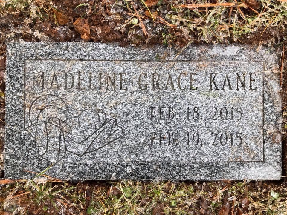 Madeline grave