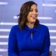 Hallie Jackson 8 months pregnant debate