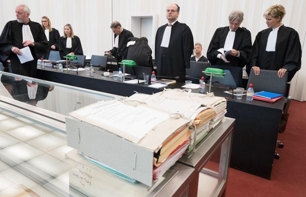 BELGIUM-JUSTICE-TRIAL-HEALTH-EUTHANASIA