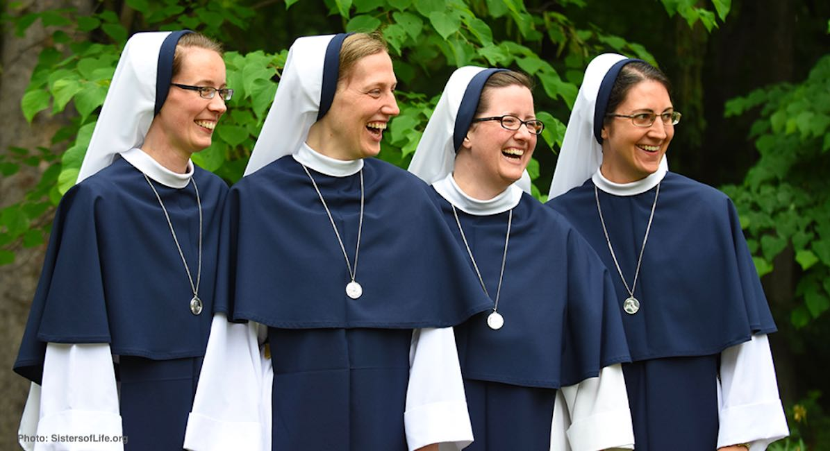 sisters of life, pro-life, abortion