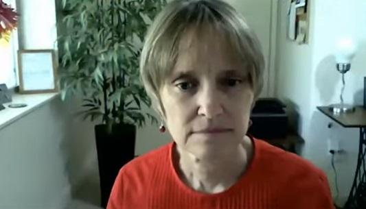 Elizabeth Raymond of Gynuity Health Projects in abortion webinar
