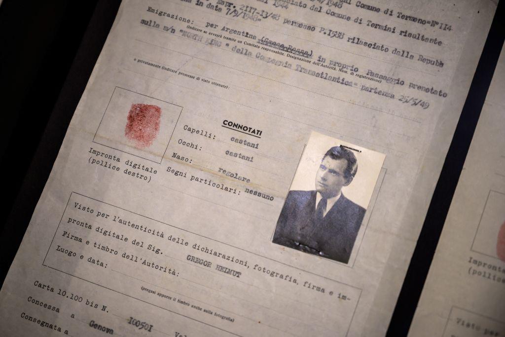 Josef Mengele, Holocaust, Auschwitz, abortion, Argentina