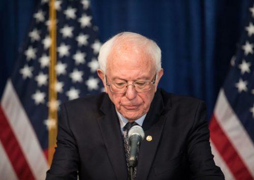 BREAKING: Bernie Sanders suspends his presidential campaign