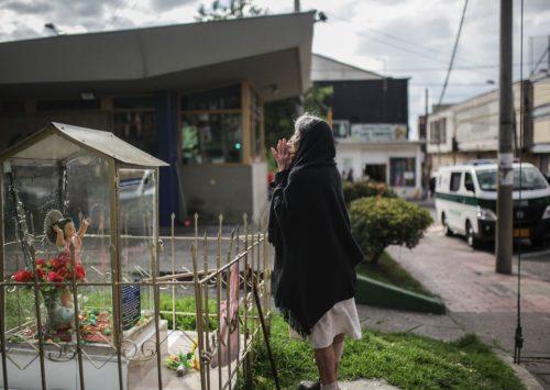 Elderly fear they're being 'left to die' in Venezuela amid coronavirus pandemic