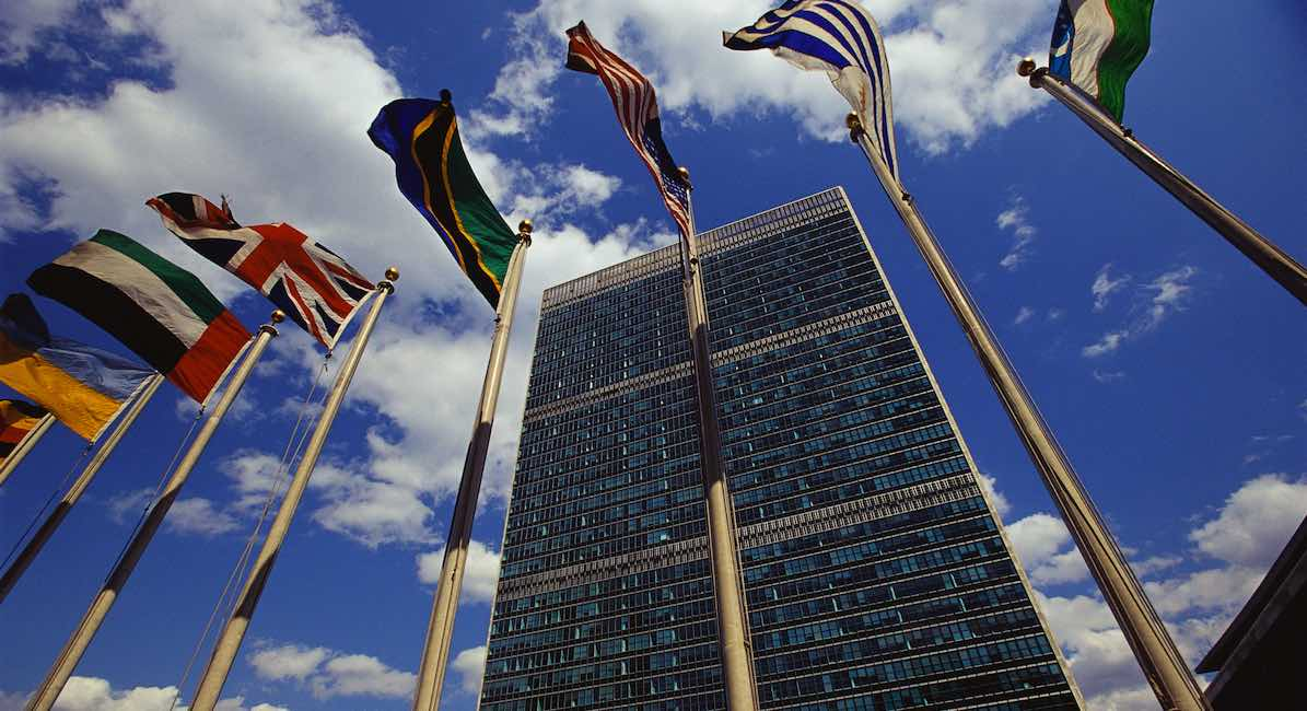 United Nations, UN