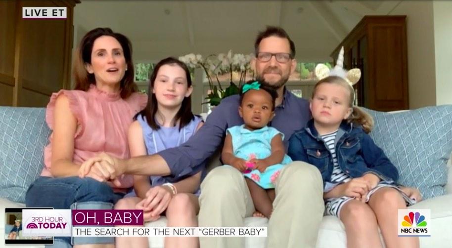 earl family adoptive gerber