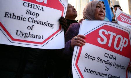 China, Trump, Uighur Muslims