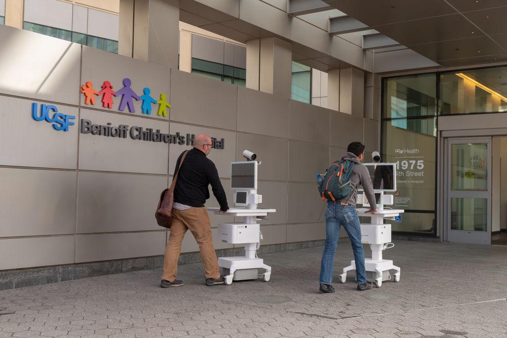COVID UCSF Telemedicine