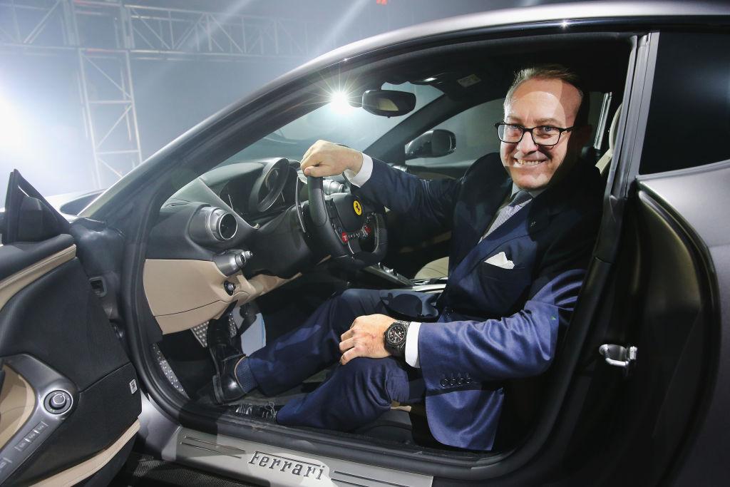 Ferrari Fastest Model In Company History