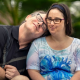 Ben Popely, Erica Davis, Down syndrome, autism