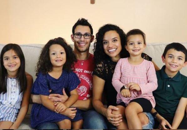 amanda vernon family