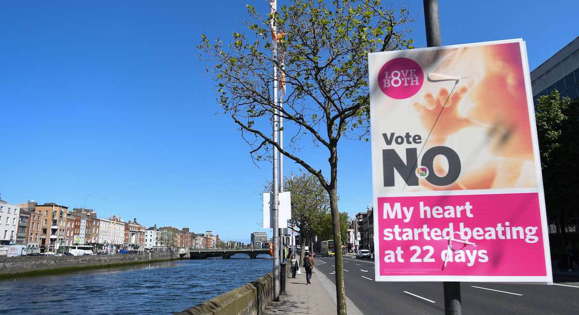 Ten Days To Go To Irish Abortion Referendum