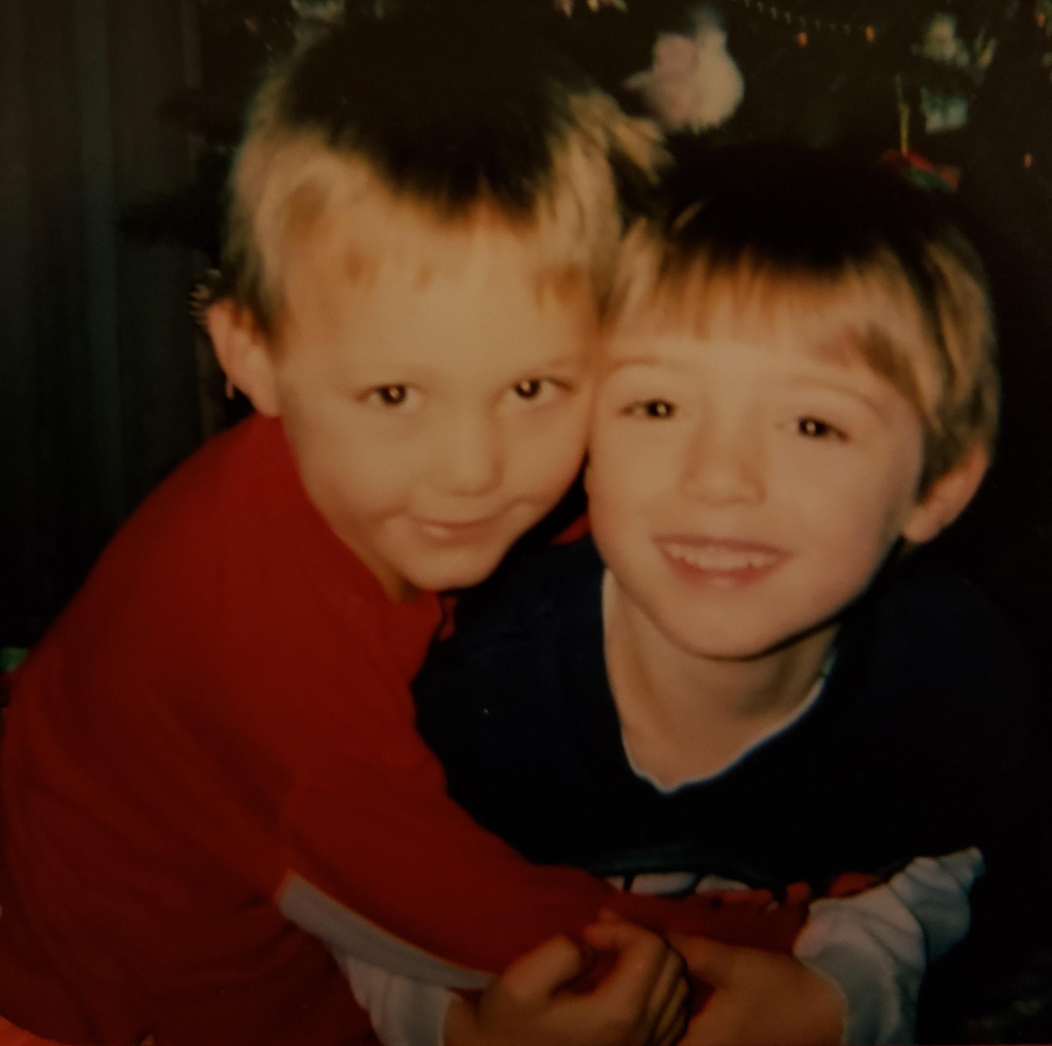Caleb and kyler young