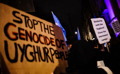 Survivors of Uighur genocide describe forced abortion, imprisonment, and persecution