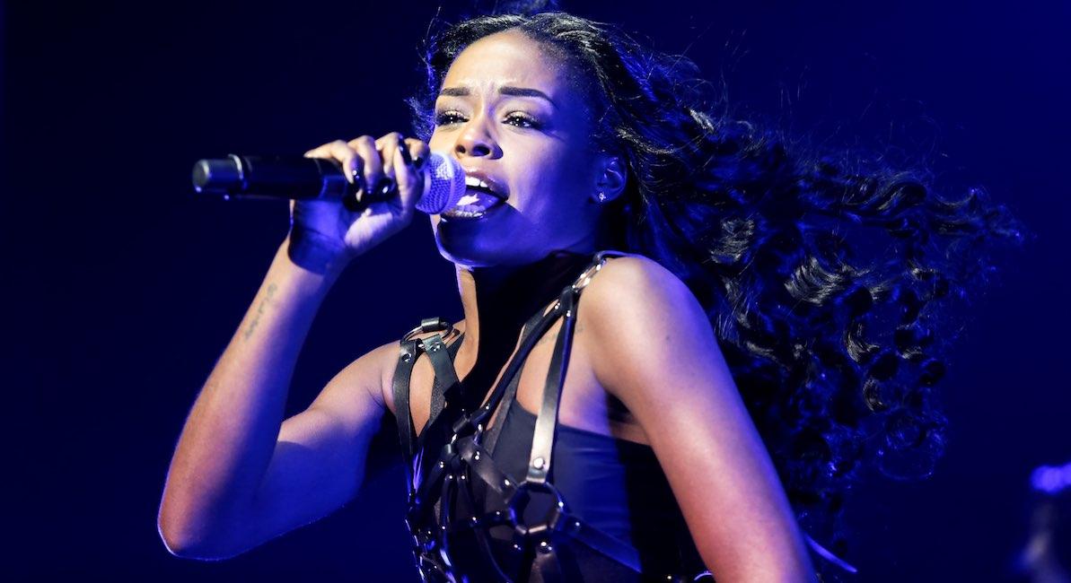 Azealia Banks Performs At Brixton Academy In London
