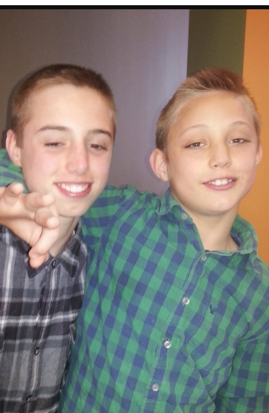 caleb and kyler