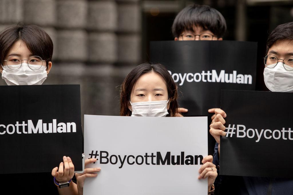 South Korean Boycott The Walt Disney's New Film Mulan, Seoul