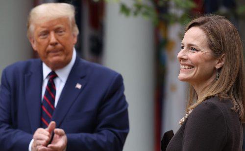 BREAKING: Trump nominates pro-life, Catholic Judge Amy Coney Barrett to Supreme Court