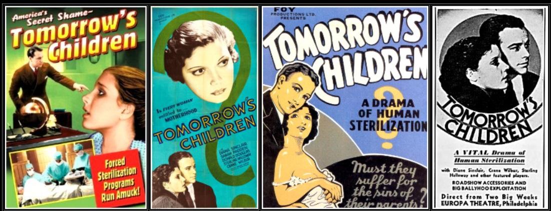 Tomorrows Children Posters Image DVDBeaver com