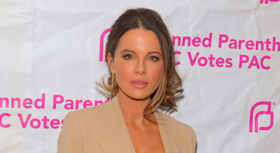 Kate Beckinsale attends the Planned Parenthood NYC Votes PAC