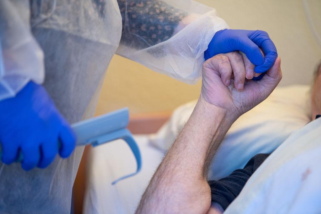 Coronavirus – geriatric care
