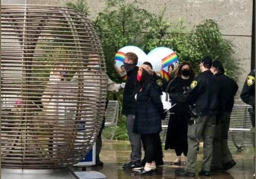 arrest SF