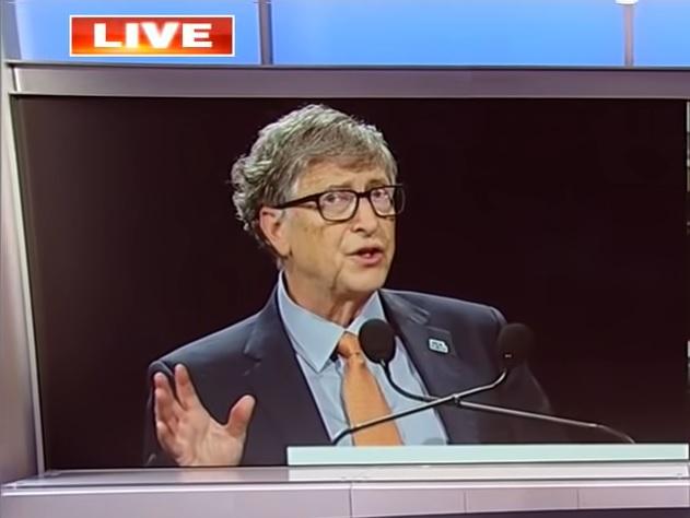 Bill Gates COVID19 lockdowns
