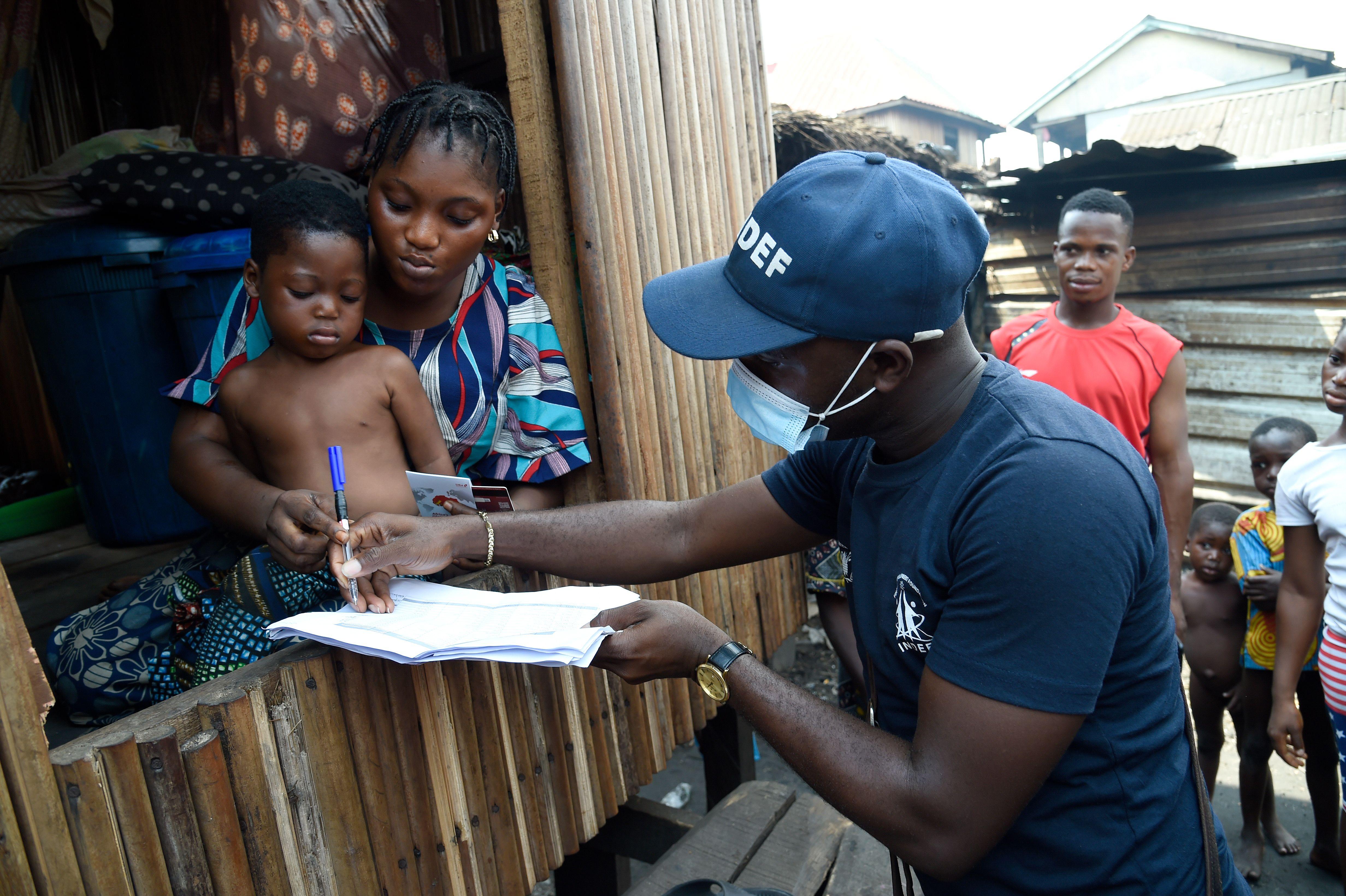 NIGERIA-HEALTH-VIRUS-POVERTY
