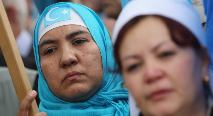 Uighur Muslims, China