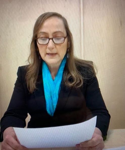 Dr. Donna Harrison