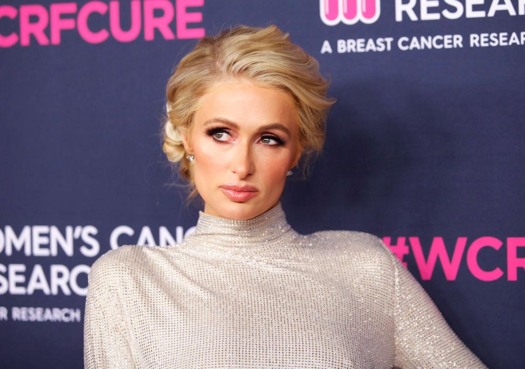 Paris Hilton, IVF