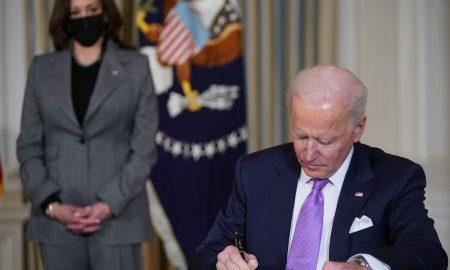 Biden, executive order