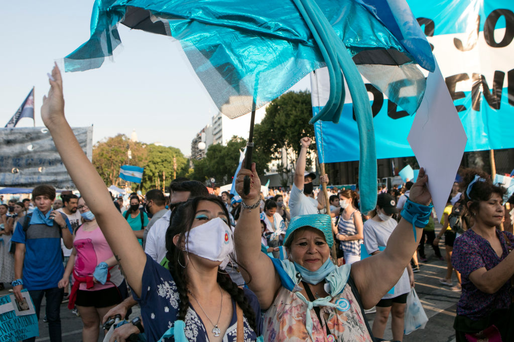 Argentine Senate Decides on Legalization of Abortion