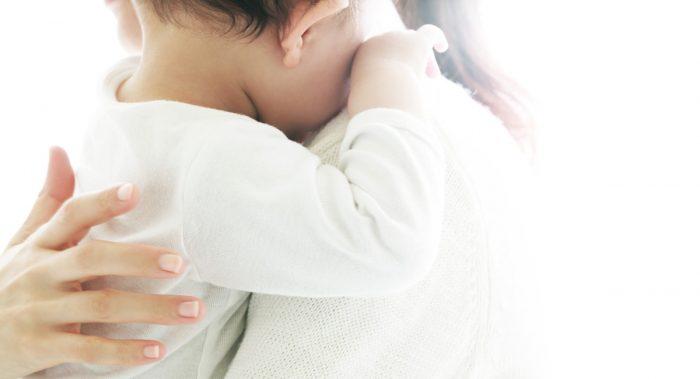 Mom, infant, rape