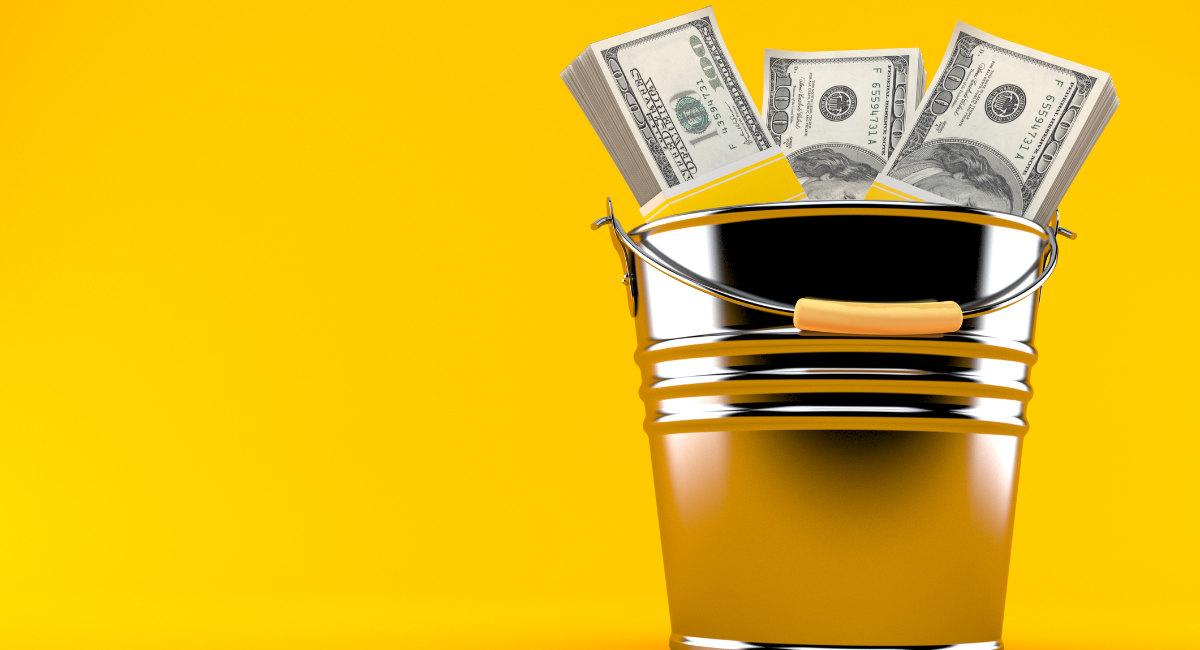 bucket money, Planned Parenthood