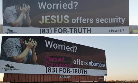 abortion, Christian