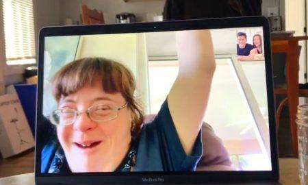 Down syndrome, Chris Granola