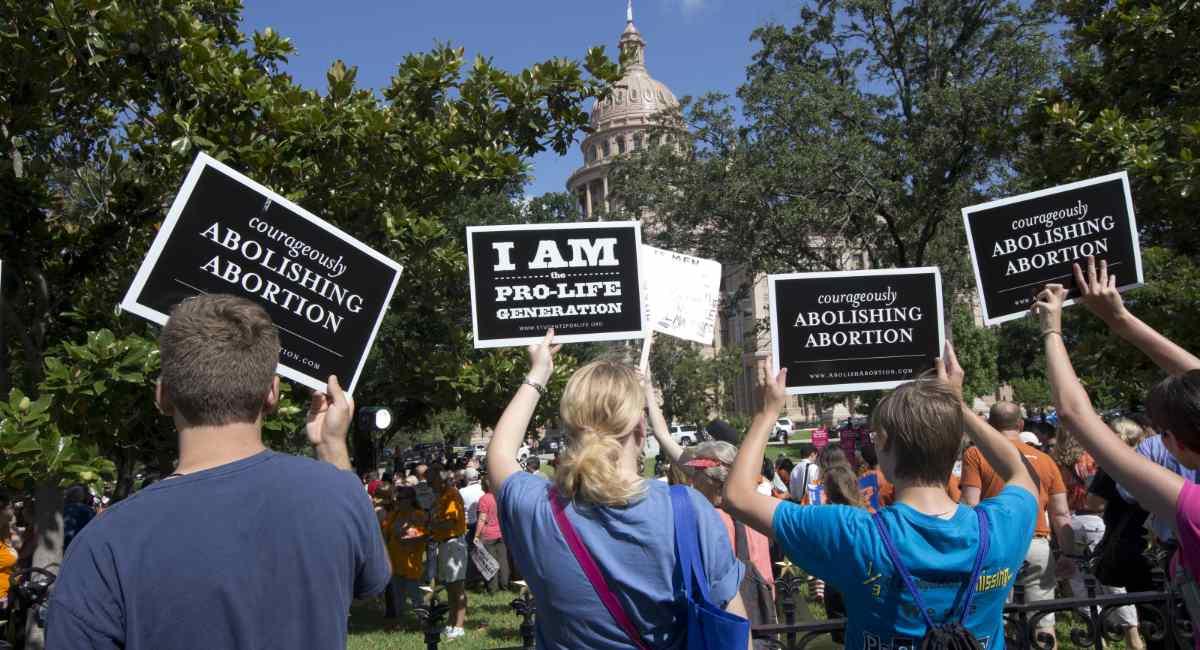 USA – Texas House Debates Abortion Bill