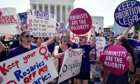 Texas, pro-abortion
