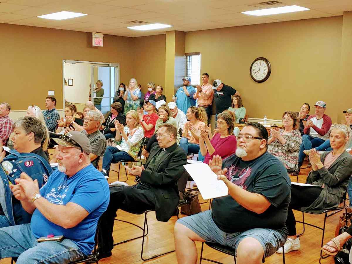 abernathy texas city council meeting