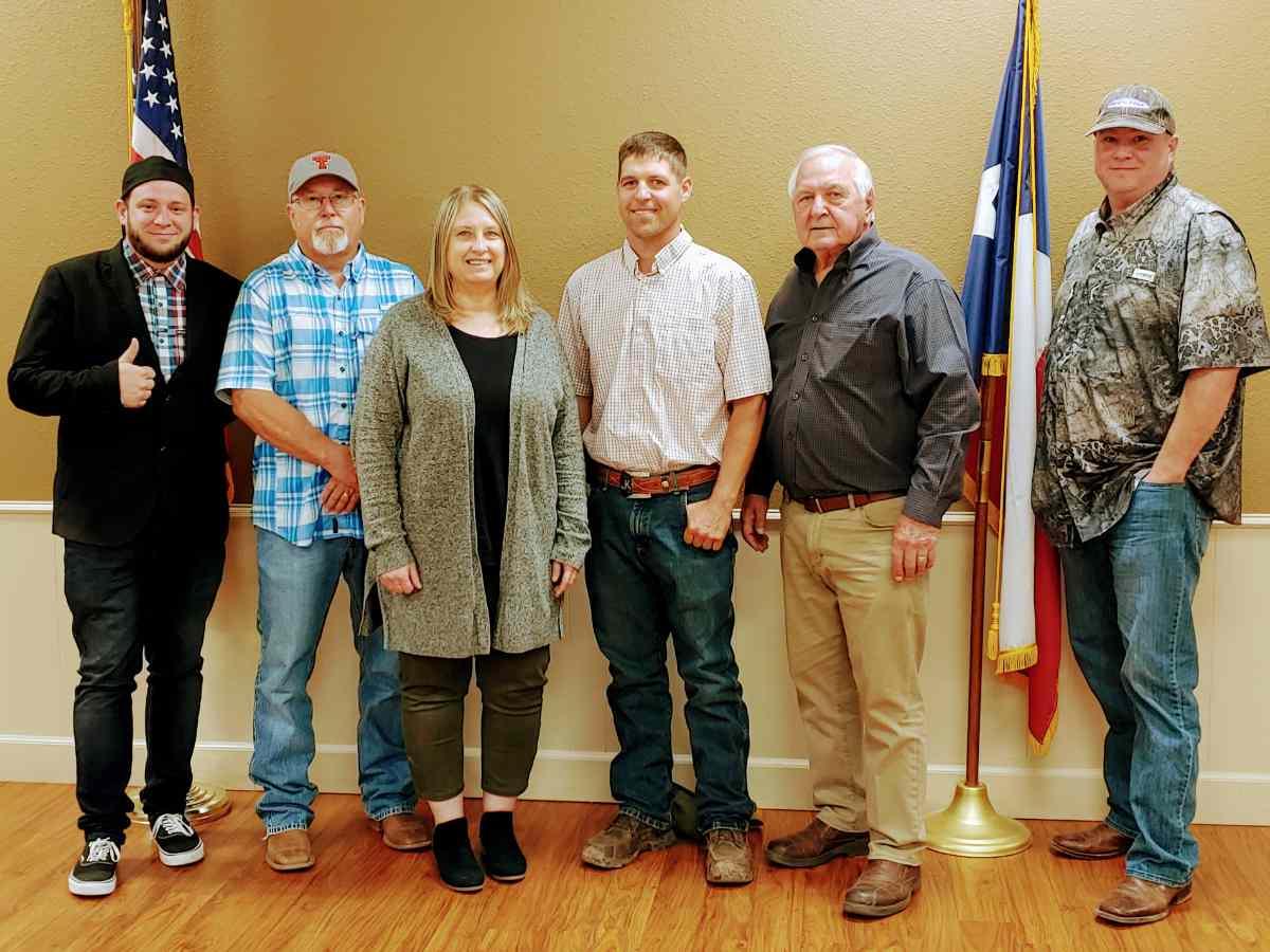 abernathy texas mayor city council