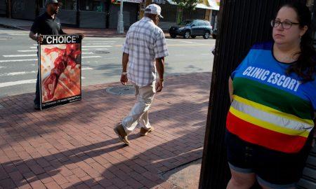pro-life sidewalk counselors