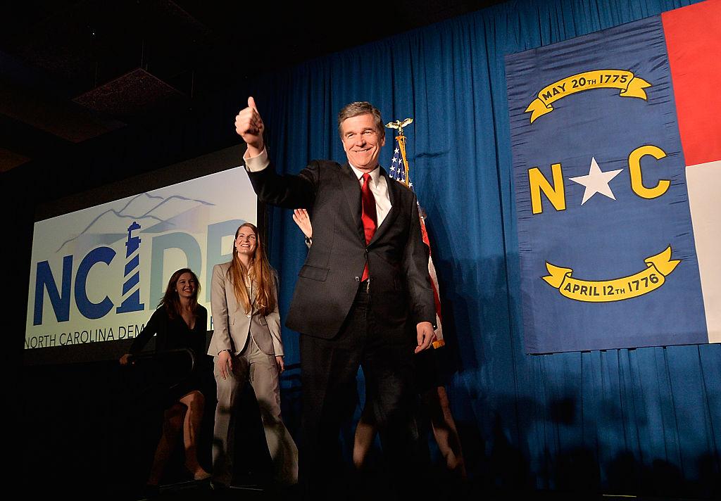 NC Democratic Senate Candidate Deborah Ross Holds Election Night Event