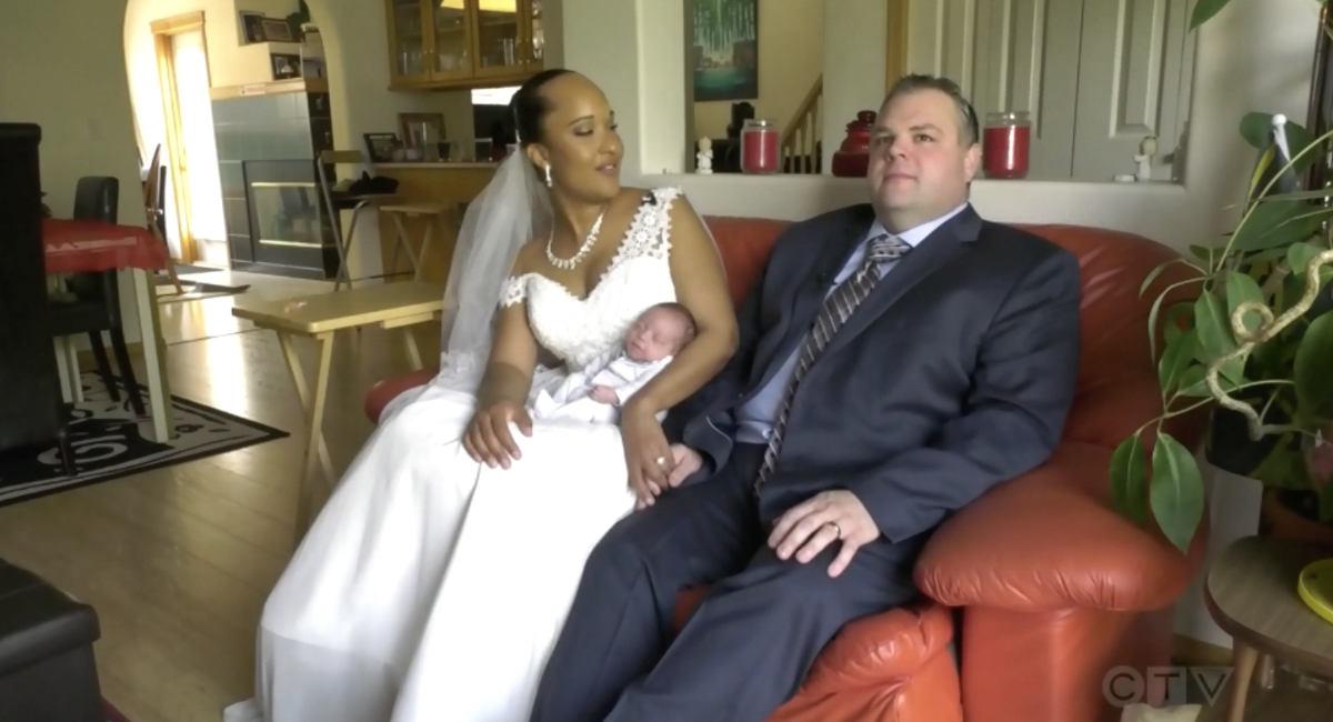 NICU preemies wedding